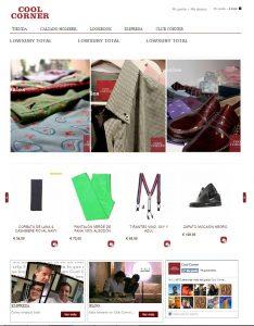 coolcorner tienda online moda hombre