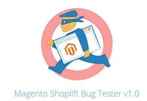magento shopflight debug tester